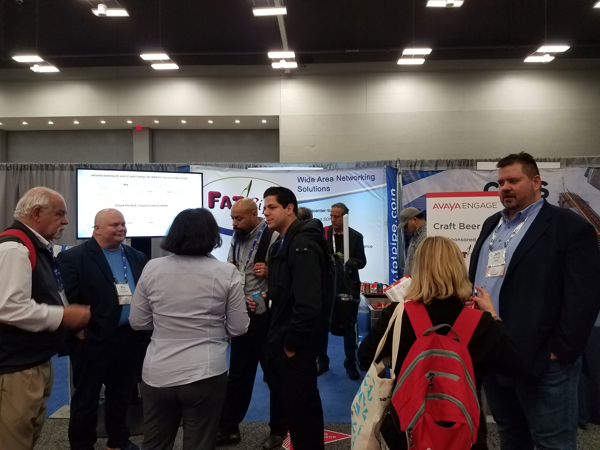 Thoughts after Avaya Engage 2019 | FatPipe Networks Blog